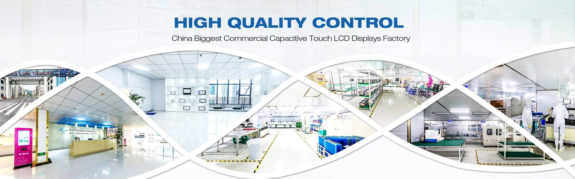 LCD Panel Manufacturers