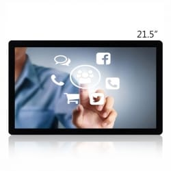 21.5 inch Capacitive Touch Screen Manufacturers - JFC215CTYJ.V3