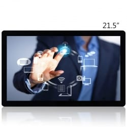 21.5 inch PCAP Touch Panel for Digital Touch Screen KIOSK - JFC215CFSS.V1