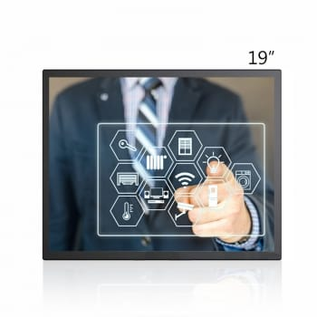 19 inch Projected Capacitive Touch Screen for 4K Touch Monitor - JFC190CFSS.V1