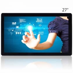 10 Points Projected Capacitive Touch Screen Manufacturers - JFC270CMYY.V0