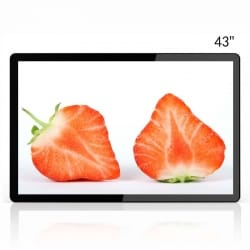 43 inch Interactive Touch Panel Supplier - JFC430CMSS.V0
