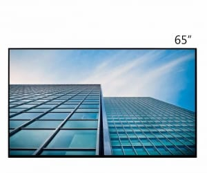 65 inch optical bonding capacitive touch screen manufacturers -  JFC650CMBS