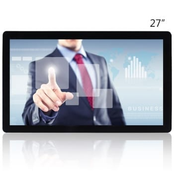 27 inch 4K air bonding touch screen manufacturers - JFC270CMSS.V0