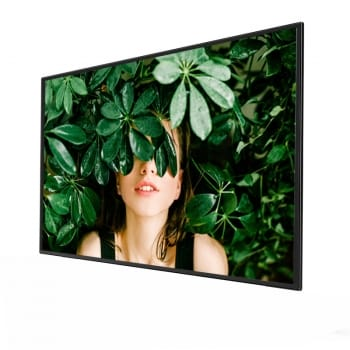 40 inch capacitive Touchscreen Display
