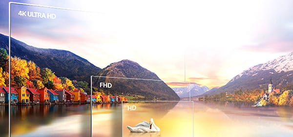 FHD&UHD LCD touch screen panel