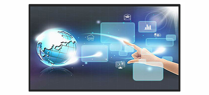 10 touch points touch screen