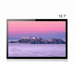 12 inch 500nit 10 Point Full Optical Bonding LCD Touch Screen - JFC121CFYS.V3