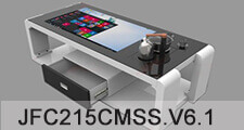 Touch Screen Coffee Table Project - JFC215CMSS.V6.1