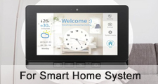 Multi-Touch Screen for Smart Home System