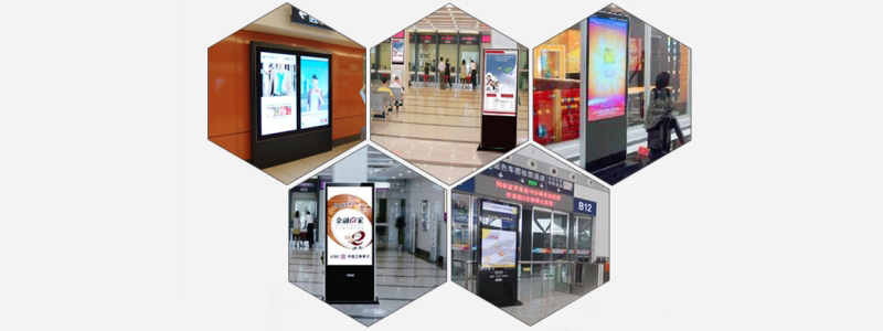 interactive touch screen kiosks