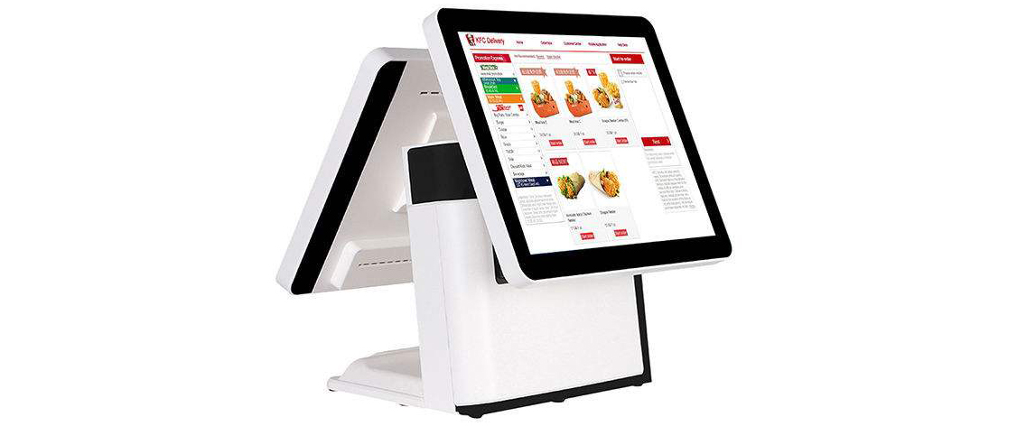 15 inch POS touch screen monitor