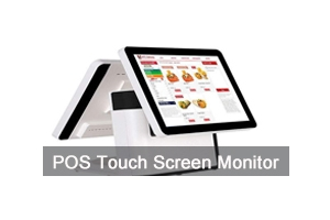 Supermarket POS Touch Screen Monitor Project