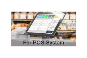 TFT Touch Screen for POS System