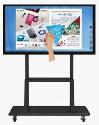 Large Size Touch Screen Information Kiosks