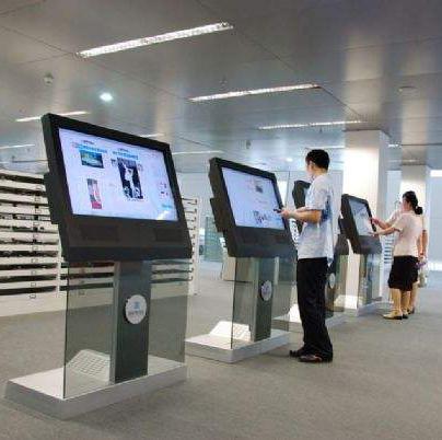 Touch Screen Information Kiosk - JFCVision