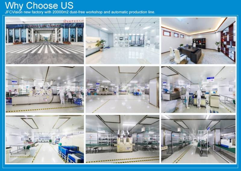 capacitive touch panel factory