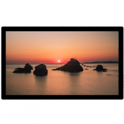 High Brightness Capacitive Touch Screen Monitor - JFC238PHB15C