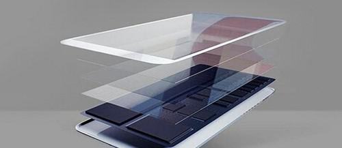 capacitive touch screen glass