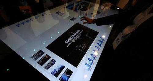 High Quality Capacitive Touch Screen