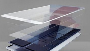 Is The External Screen of The Capacitive Touch Screen Made of Glass?