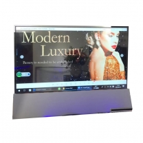 55 inch OLED Transparent Display LW550JUL-HMA1