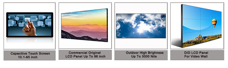 LCD Video Wall - LD490DUN-THC4