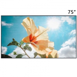 75 inch 4K LG High Brightness LCD Display For Outdoor Screen - LD750DGN-FKH1