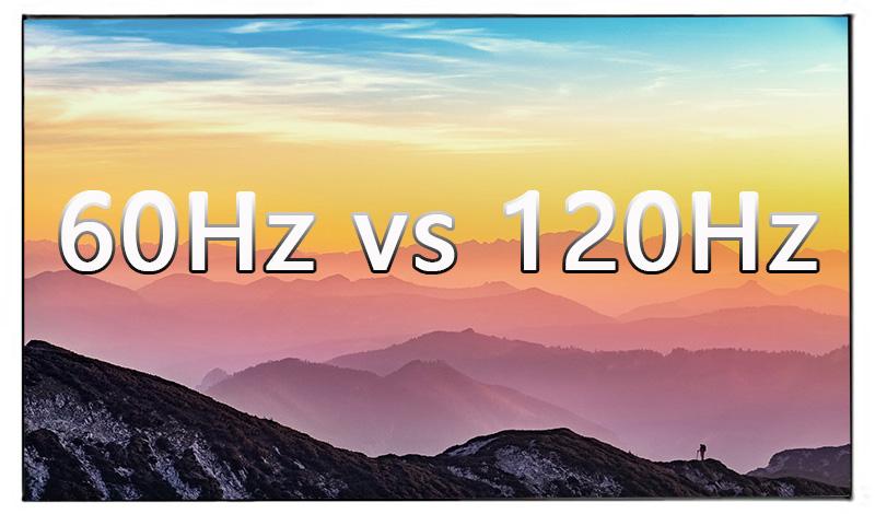 120Hz LCD panel