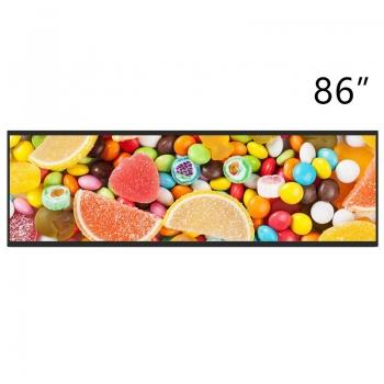 LG 86 inch 700 nit 3840*600 LD860DBN-UJA2 - Stretched Bar Display