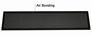 air bonding touch solutions