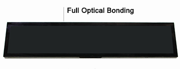 full optical bonding touch solutions