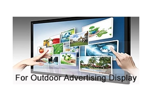 43inch 2500nit Capacitive Touch Screen For Outdoor Advertising Display