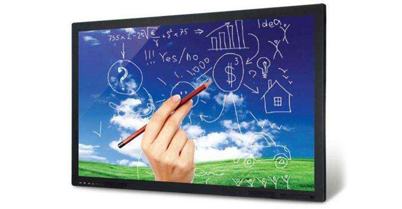 10 point capacitive touch screen technology