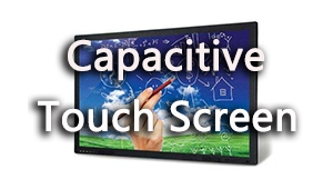 Capacitive touch screen in the corporate and IT industries