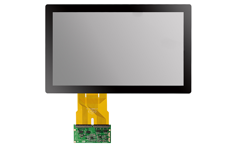 15.6 inch JFCVision projected capacitive touch screen
