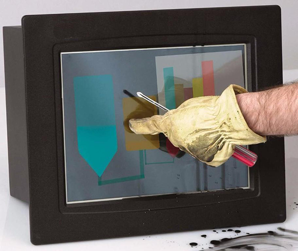 industrial touch screen