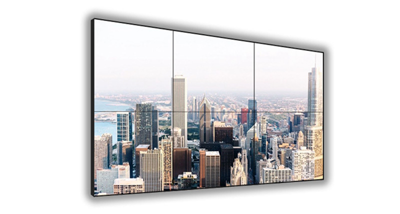 55 inch LCD video wall