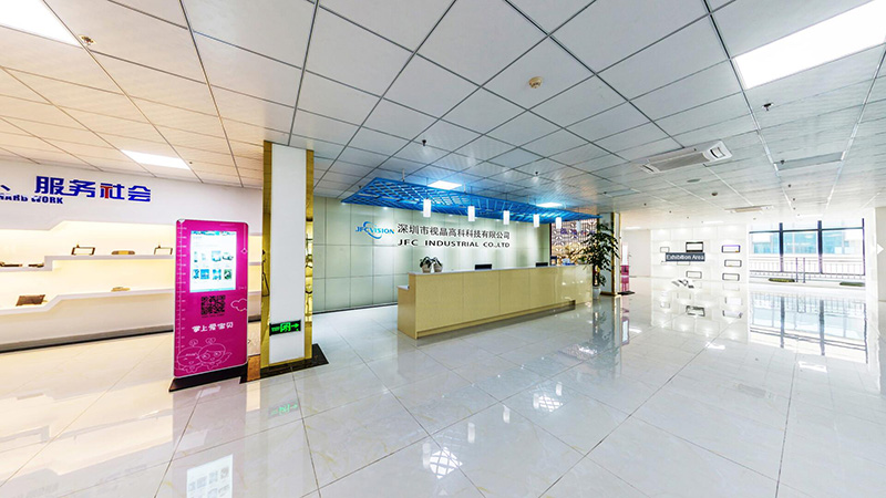 Industrial touch screen factory
