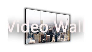 4 major differences between LCD video wall and TV LCD panel