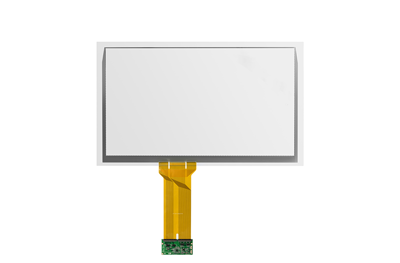27 inch capacitive touch panel