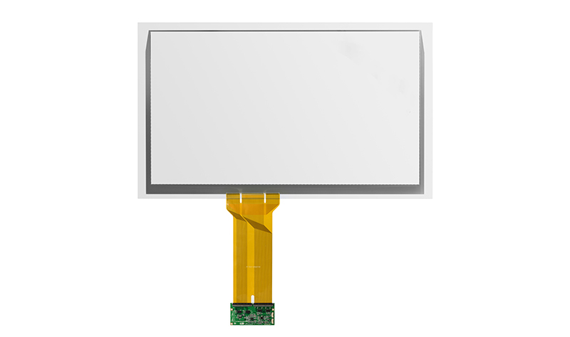TFT capacitive touch screen