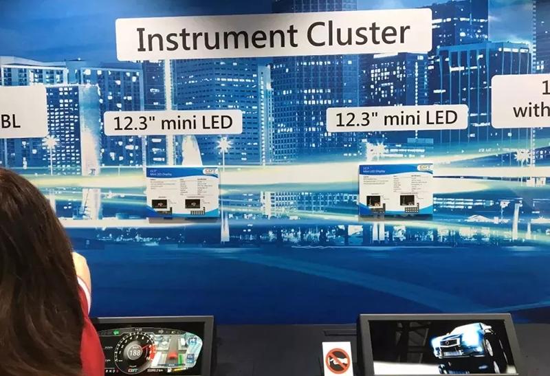 BOE Mini LED technology
