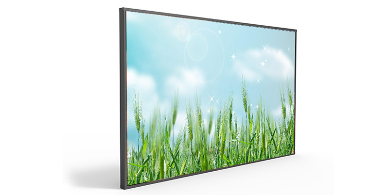 outdoor touch screen panel