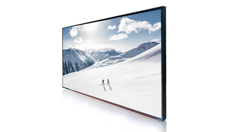 55 inch high brightness LCD displays