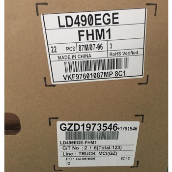 LG 4K 49 inch 500 nit 60Hz LD490EGE-FHM1 - LCD panel manufacturers