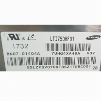 Samsung 2500 nit 120Hz FHD 75 inch LCD panel manufacturers - LTI750HF01