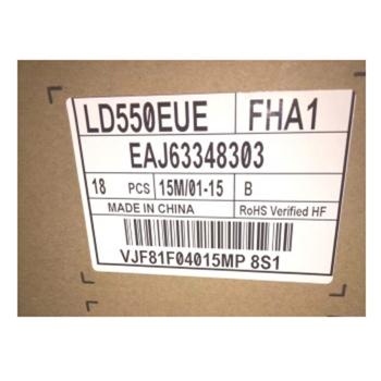 55 inch LCD TFT display LD550EUE-FHA1