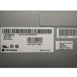 LG 21.5 inch 250 nit full view angle TFT Module LM215WF3-SLS1