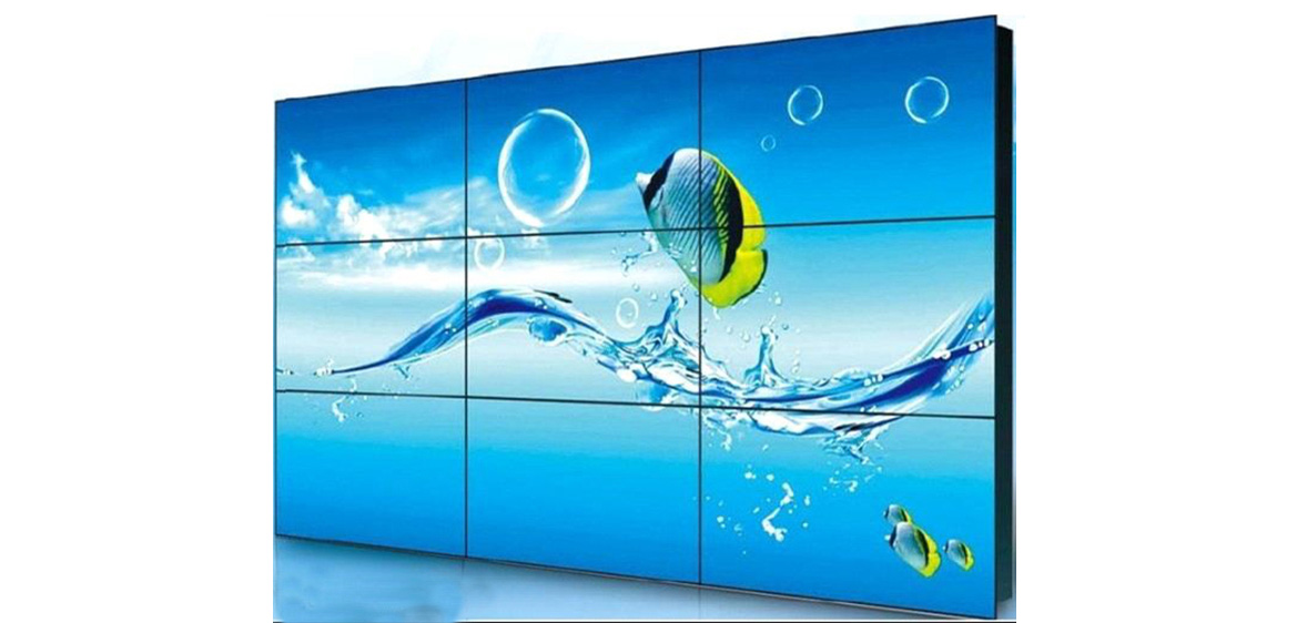 55 inch Narrow Bezel LCD Video Wall